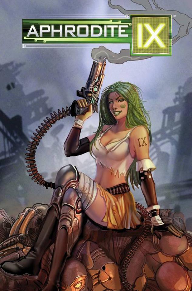 Aphrodite IX #9 (Sejic Cover)