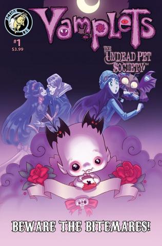 Vamplets: Beware the Bitmares! (Middleton Cover)