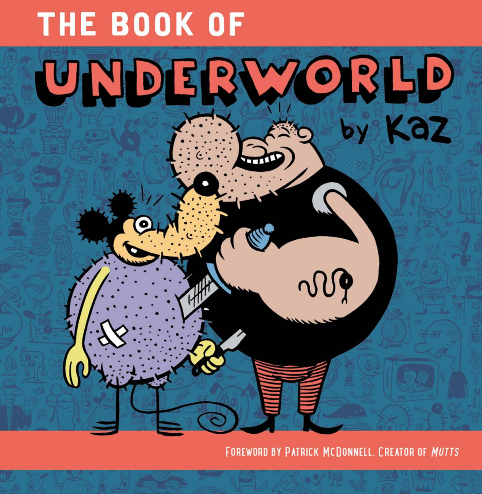 The Book of Underworld: Hoboken to Hollywood