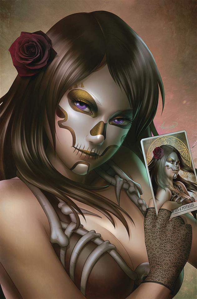 Grimm Fairy Tales: Robyn Hood - Tarot (Meguro Cover)