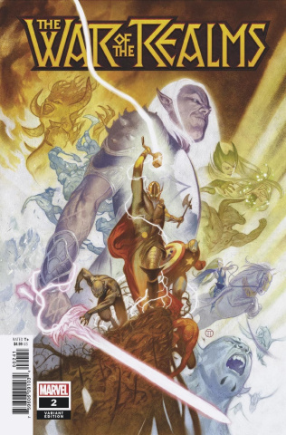 The War of the Realms #2 (Tedesco Cover)