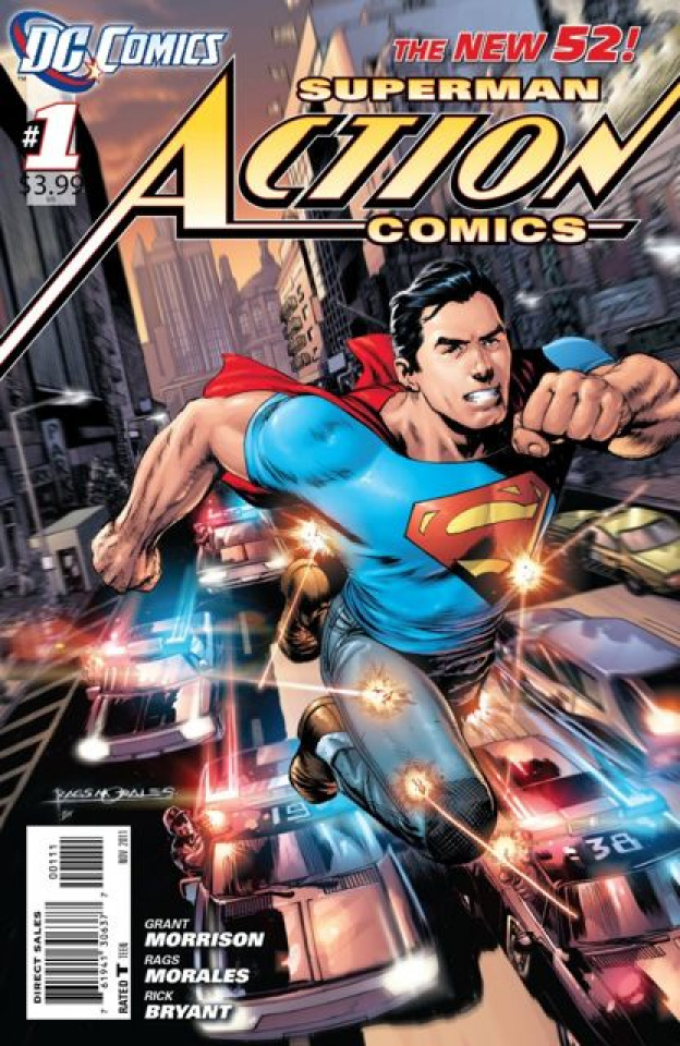 Action Comics #1 (2nd Printing)