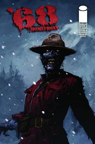 '68: Homefront #3 (Jones Cover)