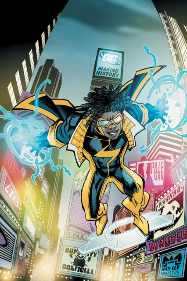 Static Shock Vol. 1: Supercharged