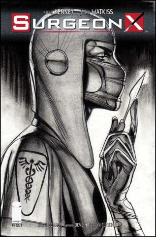 Surgeon X #1 (2nd Printing)