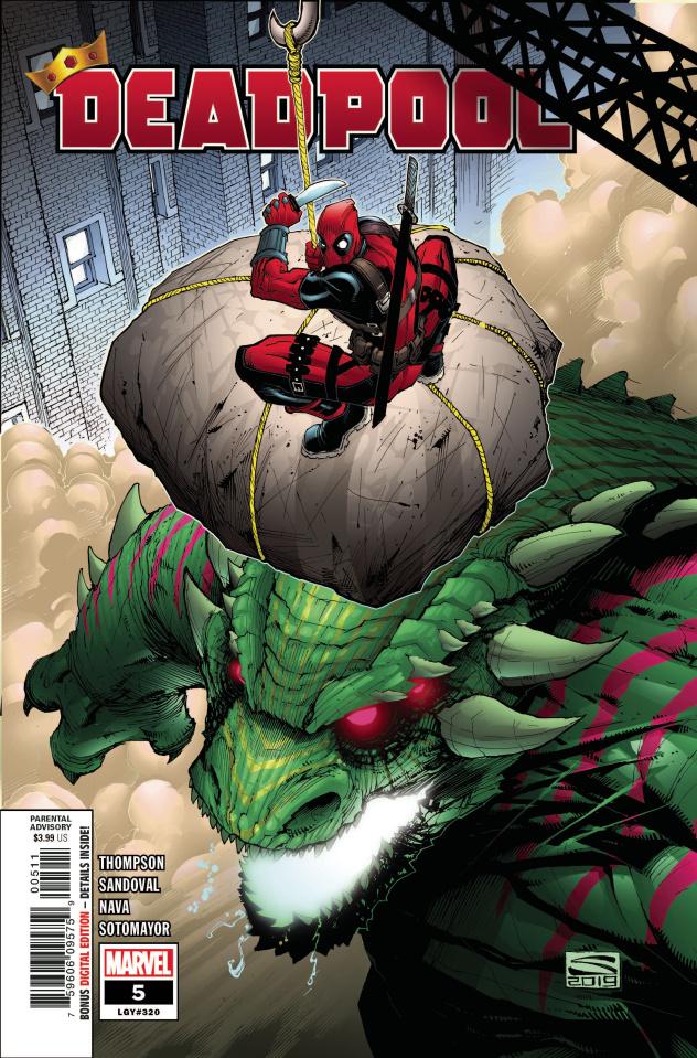 Deadpool #5