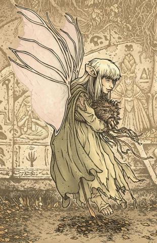 Beneath the Dark Crystal #11 (Petersen Cover)