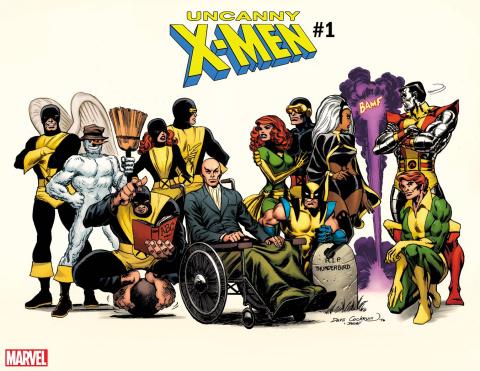 Uncanny X-Men #1 (Cockrum Hidden Gem Cover)