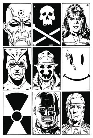 Watchmen: Noir