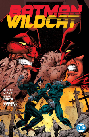 Batman vs. Wildcat