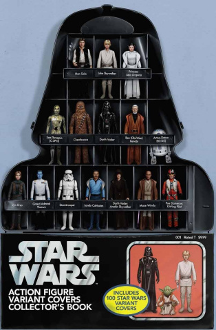 Star Wars: The Action Figure Variant Covers #1 (Christopher Cover)