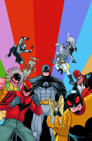 Batman Incorporated Special #1