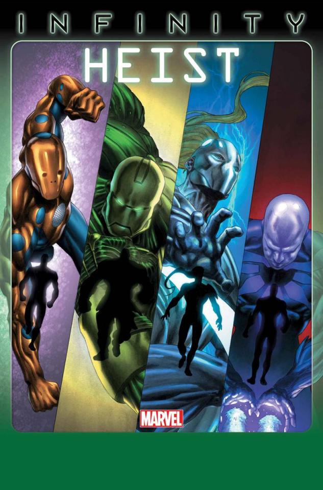 Infinity: Heist #2