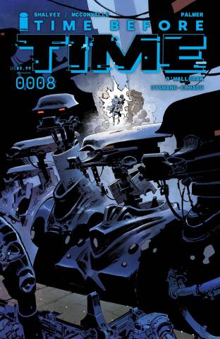 Time Before Time #8 (Bergara Cover)