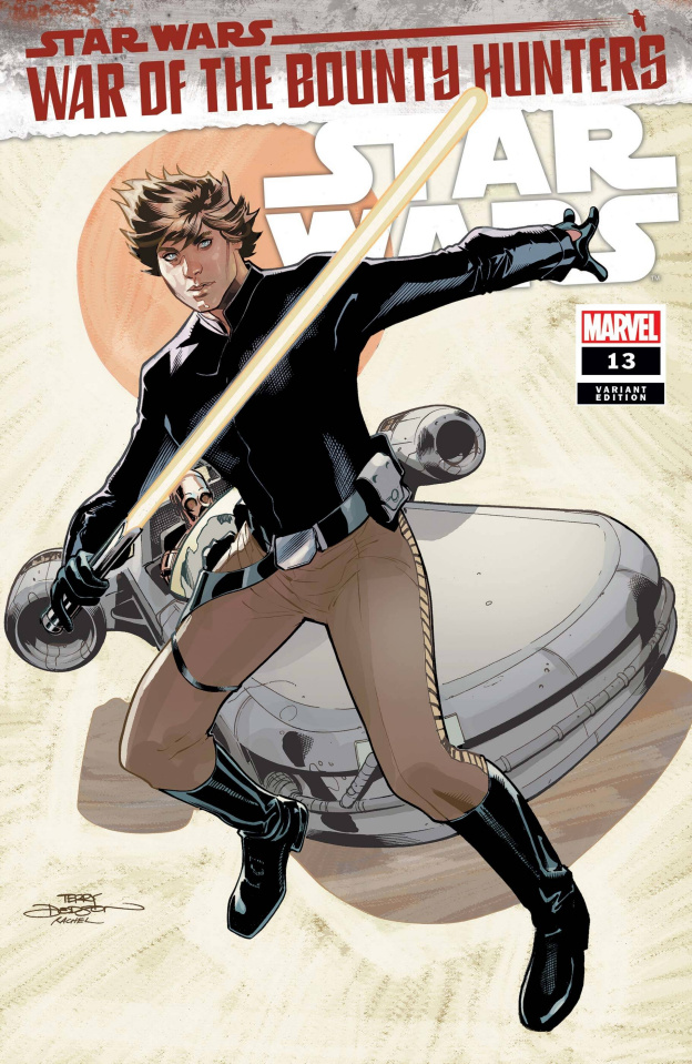 Star Wars #13 (Dodson Cover)