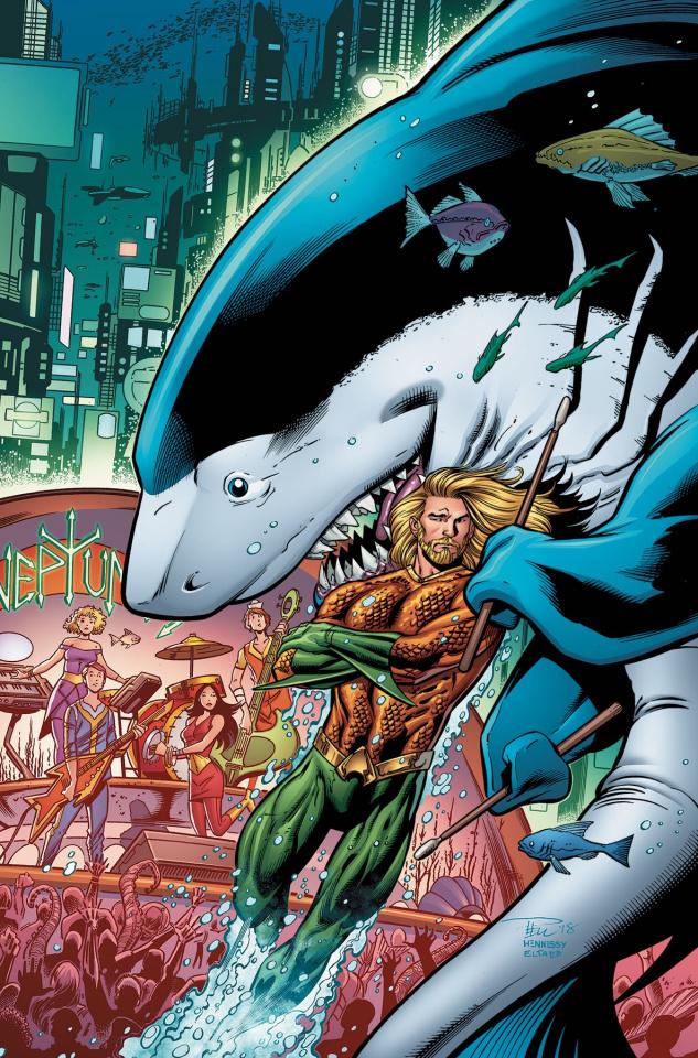 Aquaman / Jabberjaw Special #1