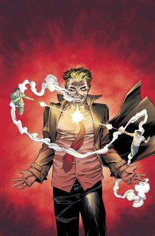 The Sandman Universe: Hellblazer #1 (Variant Cover)