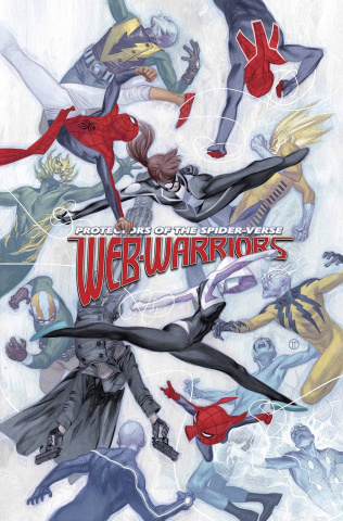 Web Warriors #3