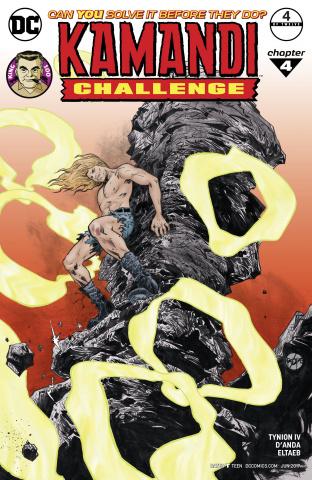 The Kamandi Challenge #4