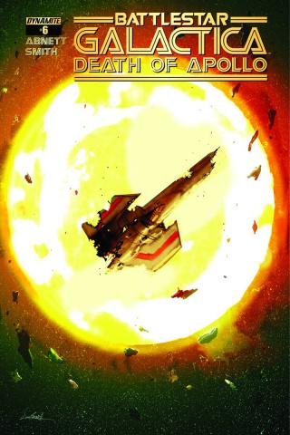 Battlestar Galactica: Death of Apollo #6 (Ramondelli Cover)