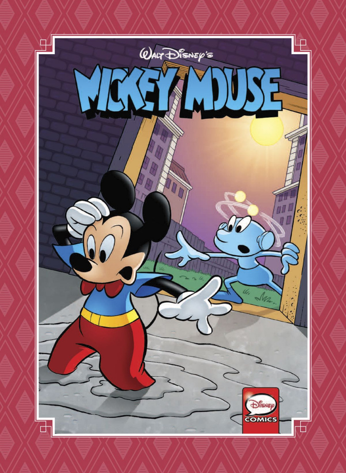 Mickey Mouse Vol. 2: Timeless Tales