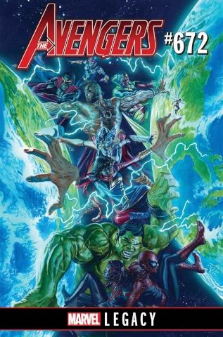Avengers #672: Legacy