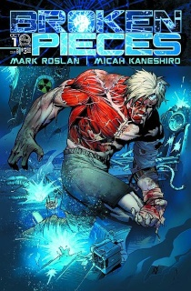 Broken Pieces #1 (Kubert Cover)