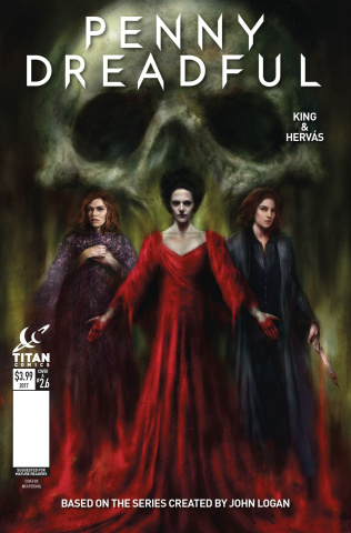 Penny Dreadful #6 (Percival Cover)