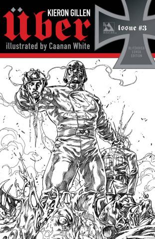 Über #3 (Blitzkrieg Cover)