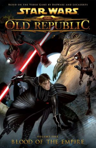 Star Wars: The Old Republic Vol. 1: Blood of the Empire