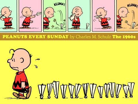 Peanuts Every Sunday Box Set: 1960