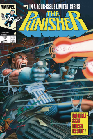 Punisher by Grant & Zeck #1 (True Believers)