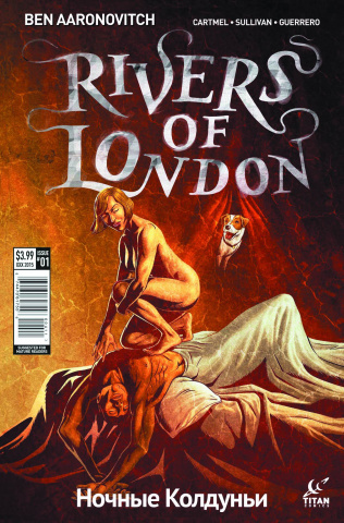 Rivers of London: The Night Witch #1 (Sullivan Cover)