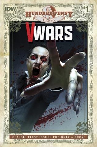 V-Wars #1 (Hundred Penny Press Edition)