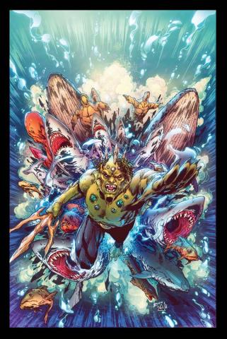 E.V.I.L. Heroes #5 (Richardson Cover)