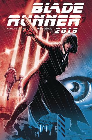 Blade Runner 2019 #3 (Guice Cover)