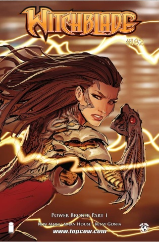 Witchblade #182 (Sejic Cover)