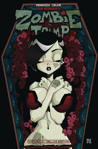 Zombie Tramp #50 (Mendoza Deluxe Cover)