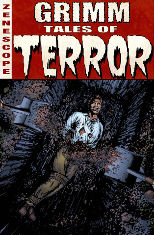 Grimm Tales of Terror #12 (Eric J Cover)