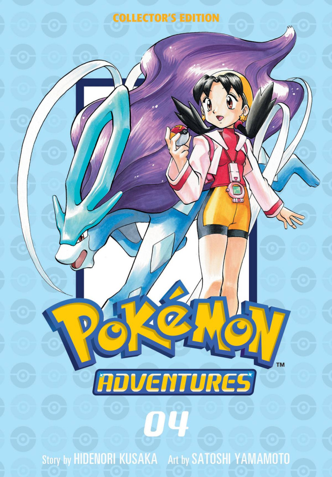 Pokémon Adventures Vol. 4 (Collector's Edition)