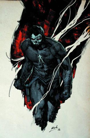 Shadowman #13 (De La Torre Cover)