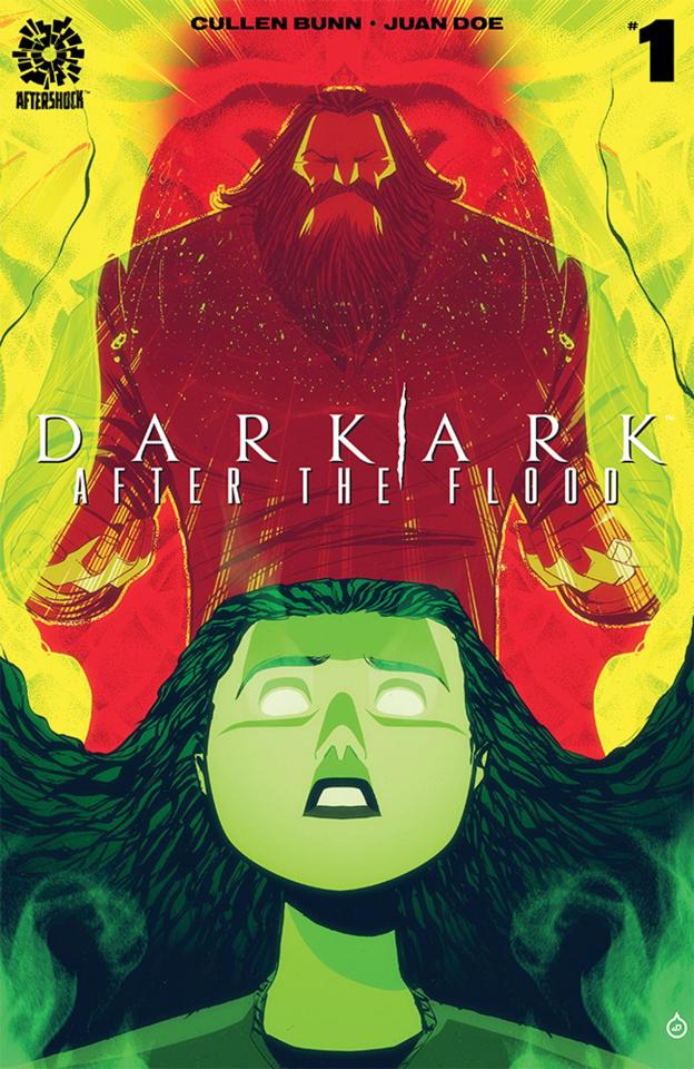 Dark Ark: After the Flood #1 (Doe Cover)
