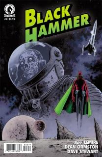 Black Hammer #4
