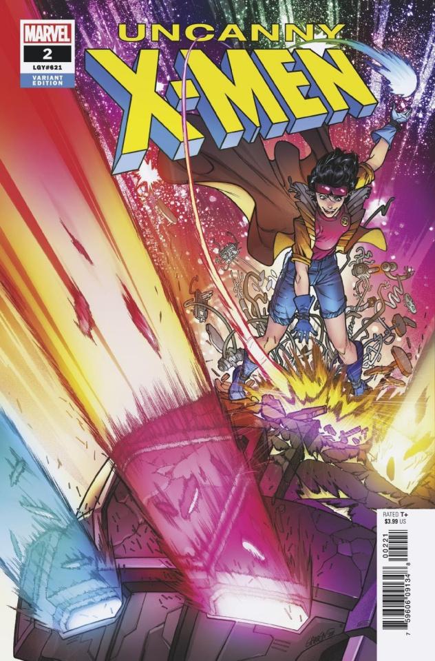 Uncanny X-Men #2 (Garron Cover)