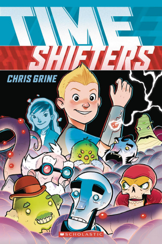 Time Shifters Vol. 1