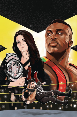 WWE: NXT Takeover - Proving Ground #1