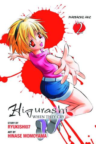 Higurashi: When They Cry Vol. 20: Massacre Arc, Part 2