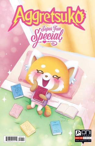 Aggretsuko #1: Super Fun Special (Starling Cover)