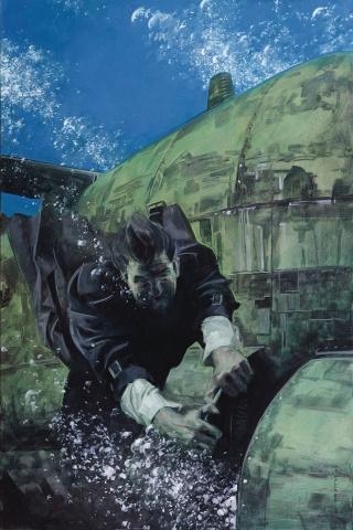 Joe Golem #5 (The Drowning City)