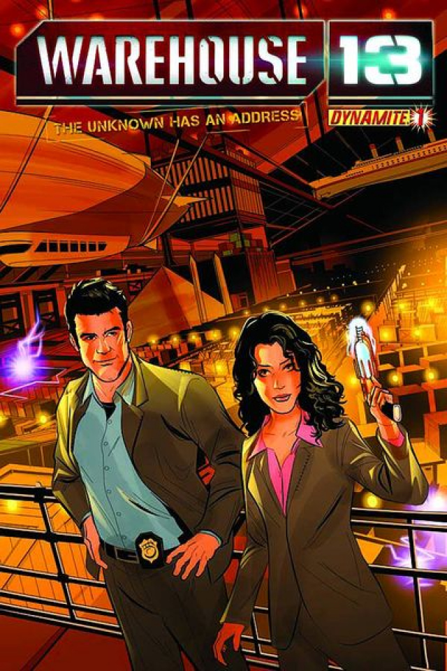 Warehouse 13 #1